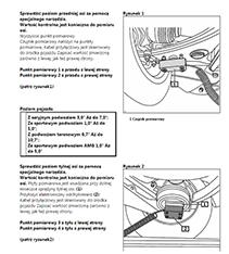 Instrukcje naprawcze